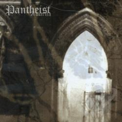 Pantheist - Amartia CD Cover Art