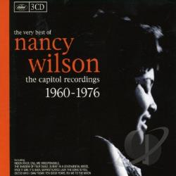 Wilson, Nancy - Very Best Of Nancy Wilson CD Cover Art