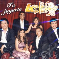 Los Angeles Azules - Tu Jugete CD Cover Art