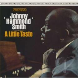 Smith, Johnny Hammond - Little Taste CD Cover Art
