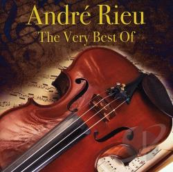 Rieu, Andre - Very Best of Andre Rieu CD Cover Art