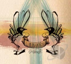 Lullwater - Silhouette CD Cover Art