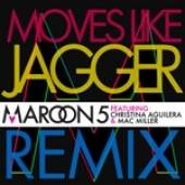 Maroon 5 - Moves Like Jagger DB Cover Art