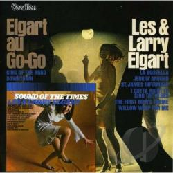 Les & Larry Elgart - Elgart au Go-Go/Sound of the Times CD Cover Art