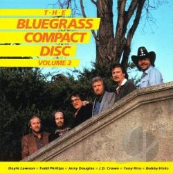 Bluegrass CD 2 CD Cover Art