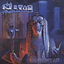 Saxon - Metalhead CD Cover Art