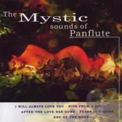 Weekers, Peter - Mystic Sounds of Panflute CD Cover Art
