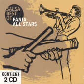 Fania All Stars - Salsa: Best Of CD Cover Art