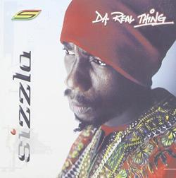 Sizzla - Da Real Thing CD Cover Art