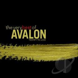 Avalon - Very Best of Avalon CD Cover Art