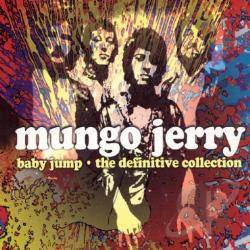 Mungo Jerry - Baby Jump: The Definitive Collection CD Cover Art