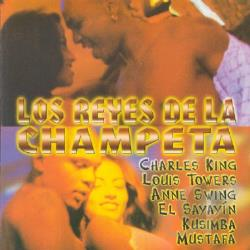 Reyes de la Champeta CD Cover Art