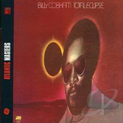 Cobham, Billy - Total Eclipse CD Cover Art