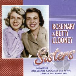 Clooney, Rosemary - Sisters CD Cover Art