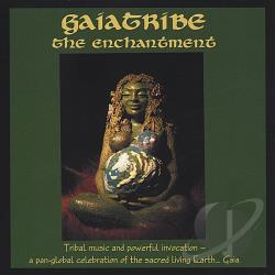 Gaiatribe - Enchantment CD Cover Art