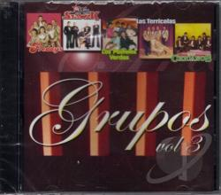 Grupos 3 CD Cover Art