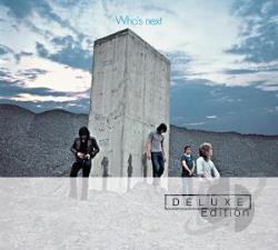 Who - Who's Next LP Cover Art