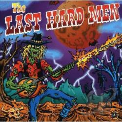 Last Hard Men - Last Hard Men CD Cover Art