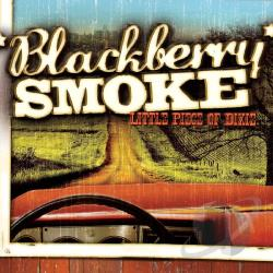 Blackberry Smoke - Little Piece Of Dixie CD Cover Art