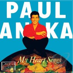Anka, Paul - My Heart Strings CD Cover Art
