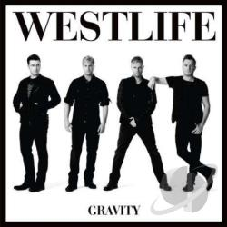 Westlife - Gravity CD Cover Art