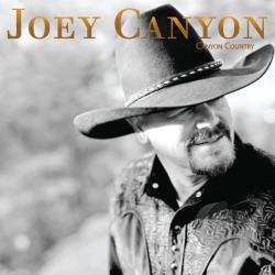 Canyon, Joey - Canyon Country CD Cover Art