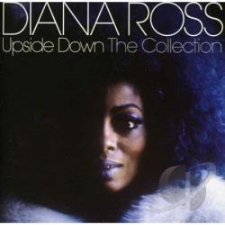 Ross, Diana - Upside Down: The Collection CD Cover Art