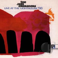 Jazz Crusaders - Live At The Lighthouse `66 CD Cover Art