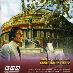 Hafez, Abdel Halim - BBC Recording: Live At The Royal Albert CD Cover Art
