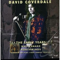 Coverdale, David - Whitesnake/Northwinds CD Cover Art