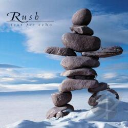 Rush - Test for Echo CD Cover Art
