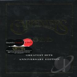 Carpenters - Gold: Greatest Hits CD Cover Art