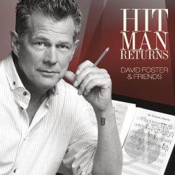 Foster, David - Hit Man Returns CD Cover Art