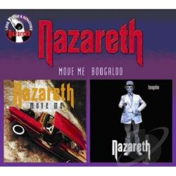 Nazareth - Move Me/Boogaloo CD Cover Art
