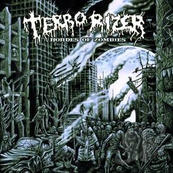 Terrorizer - Hordes of Zombies CD Cover Art