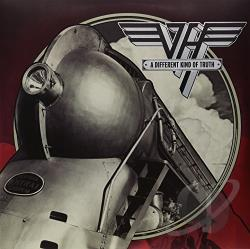 Van Halen - Different Kind of Truth LP Cover Art