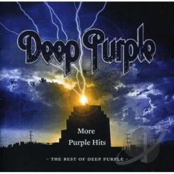 Deep Purple - Purple Hits II CD Cover Art