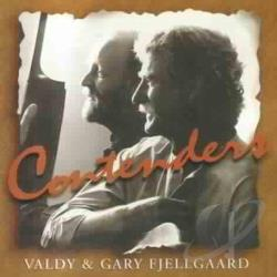 Fjellgaard, Gary - Contenders CD Cover Art