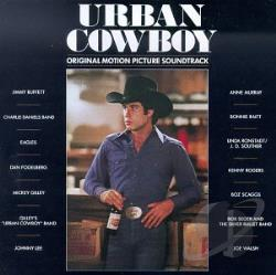 Urban Cowboy CD Cover Art