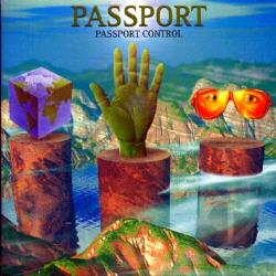 Doldinger, Klaus - Passport Control CD Cover Art