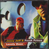 DJ Jazzy Jeff / Fresh Prince - Lovely Daze/Summertime 98 CD Cover Art