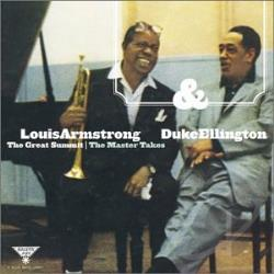 Armstrong, Louis / Ellington, Duke - Great Summit: The Master Takes CD Cover Art