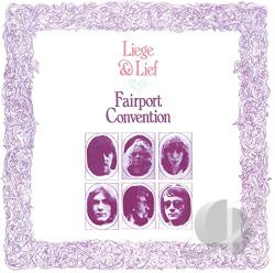 Fairport Convention - Liege & Lief CD Cover Art