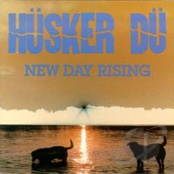 Husker Du - New Day Rising LP Cover Art