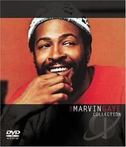 Gaye, Marvin - Marvin Gaye Collection DVA Cover Art