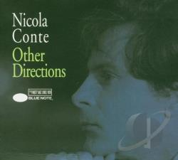 Conte, Nicola - Other Directions CD Cover Art