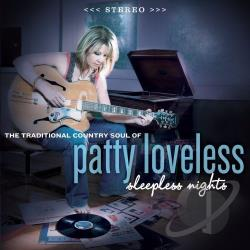 Loveless, Patty - Sleepless Nights CD Cover Art