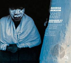 Benson, George - White Rabbit CD Cover Art