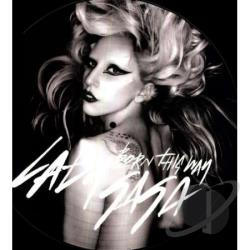 Lady Gaga - Born This Way LP Cover Art