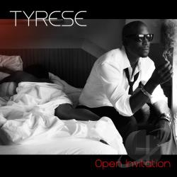 Tyrese - Open Invitation CD Cover Art
